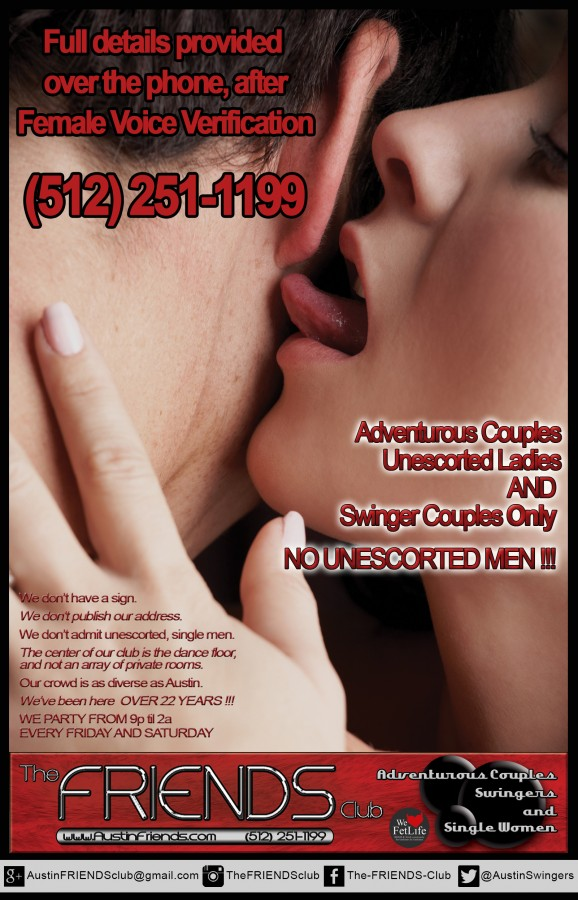 Clubs for swingers austin texas